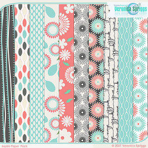 Aspire Patterned Papers Pack