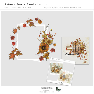 Autumn Breeze Bundle Gift 03