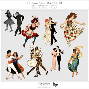 I Hope You Dance Vol 1