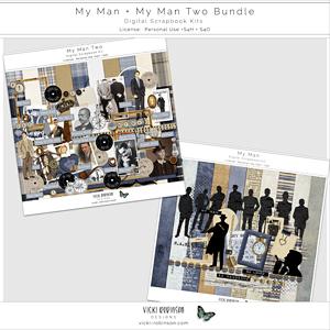 My Man Bundle Special by Vicki Robinson