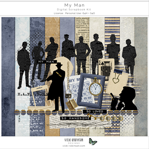 My Man Kit by Vicki Robinson