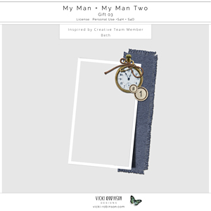 My Man Two Gift 03 by Vicki Robinson