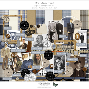 My Man Two by Vicki Robinson