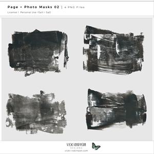Page + Photo Masks 02