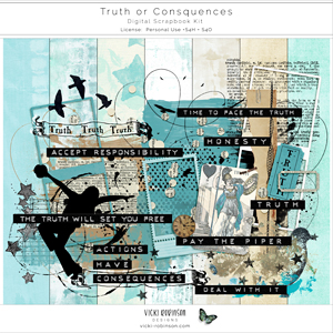 Truth or Consequences Mini Kit