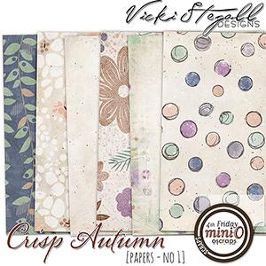 Crisp Autumn (PAPERS NO 1)