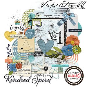 Kindred Spirits Elements