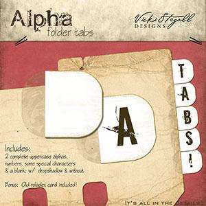Folder Tabs