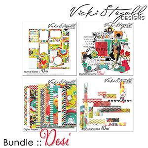 Desi Bundle by Vicki Stegall