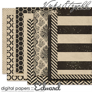 Edward - Traditional Papers