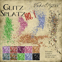Glitz Splatz No. 1