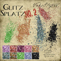 Glitz Splatz No. 2
