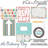An Ordinary Day Journal Cards