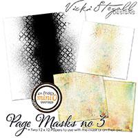 Page Masks no 3