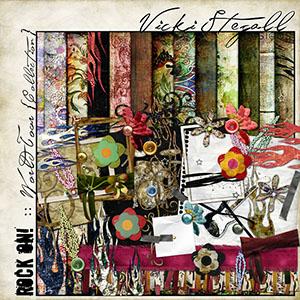 Rock On (World Tour - Mega Kit)