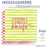 52 Inspirations :: 2015 {Week 20}