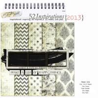 52 Inspirations 2013 - Week 40
