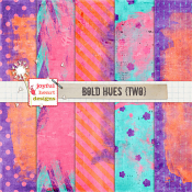 Bold Hues (two)