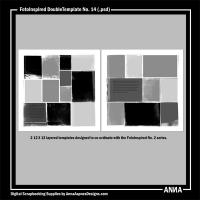 FotoInspired DoubleTemplate No. 14