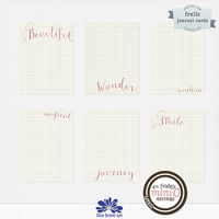 Frolic Journaling Cards