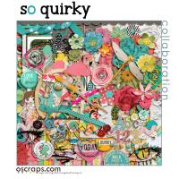 sO Quirky :: An Oscraps 2014 Collaboration