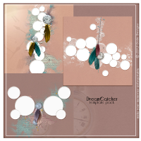 {dreamCatcher} template pack