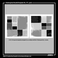 FotoInspired DoubleTemplate No. 47
