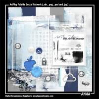 ArtPlay Palette Social Network