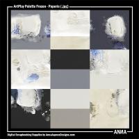 ArtPlay Palette Frozen Paperie