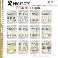 52 Projects No. 29