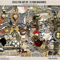 Zen and the Art of: Flying Machines