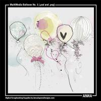 MultiMedia Balloons No. 1