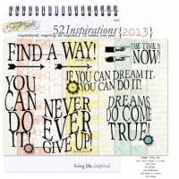 52 Inspirations 2013 :: Week 36