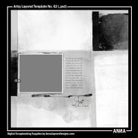 Artsy Layered Template No. 63