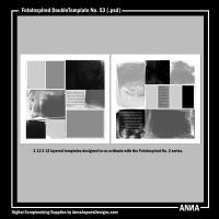FotoInspired DoubleTemplate No. 53