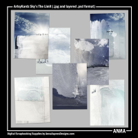 ArtsyKardz Sky's The Limit
