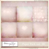 CU Paper Pack vol.20