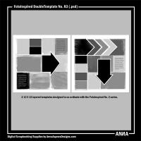 FotoInspired DoubleTemplate No. 83