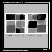 FotoInspired DoubleTemplate No. 25