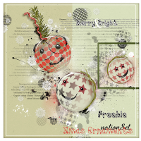 {FREEBIE} XmasOrnament notionSet