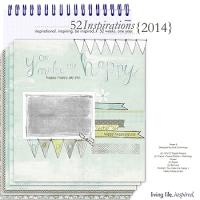 52 Inspirations :: 2014 {Week 9}