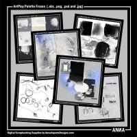 ArtPlay Palette Frozen