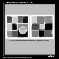 FotoInspired DoubleTemplate No. 80