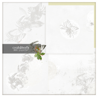 {crabUtterfly} white paperPack vol.01.