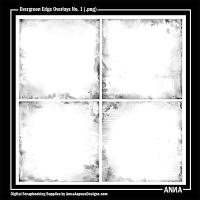 Evergreen Edge Overlays No. 1