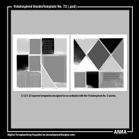 FotoInspired DoubleTemplate No. 72