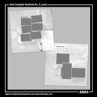 Artsy Template DuoPack No. 2