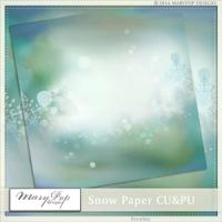 Cu Snow Paper