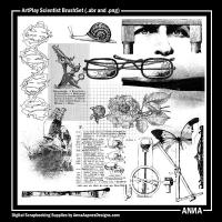 ArtPlay Scientist BrushSet