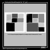 FotoInspired DoubleTemplate No. 12